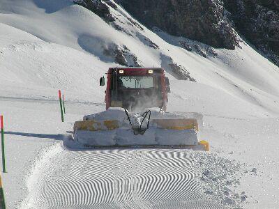 ファウルホルンへウィンターハイキング(2003年1月 1日)